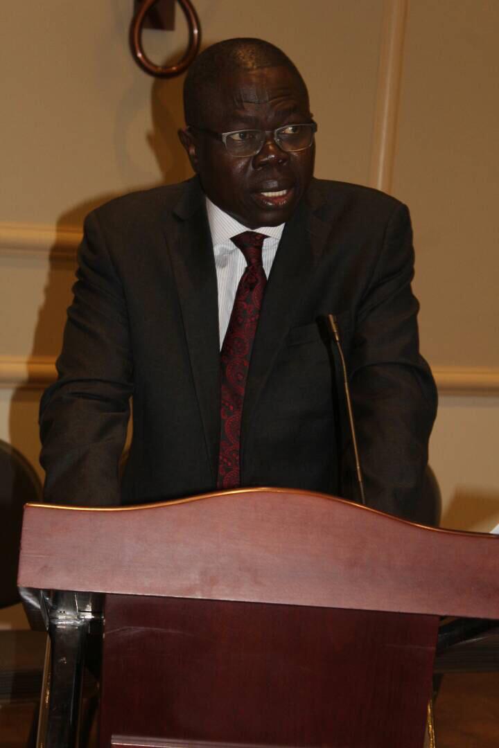 Le ministre de l'Économie et de la Planification du Développement, Ngueto Tiraina Yambaye. Alwihda Info