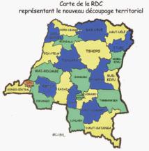 La régionalisation de la République Démocratique du Congo