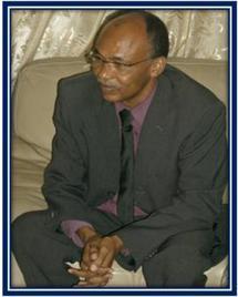Ahmat Yacoub, conseiller chargé des missions à la Mediature de la République