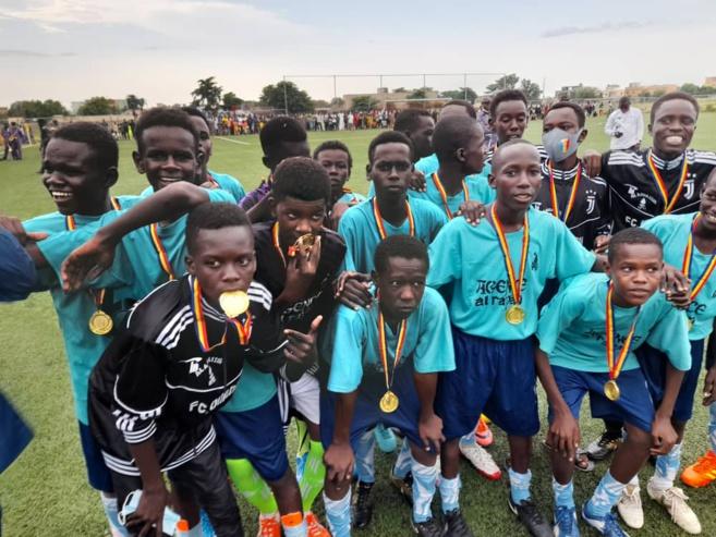 Tchad - Foot : Abéché remporte le Championnat national U-15