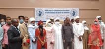 Tchad : tolérance et culture de la paix, le milieu associatif se renforce pour amplifier le plaidoyer. ©Malick Mahamat/Alwihda Info