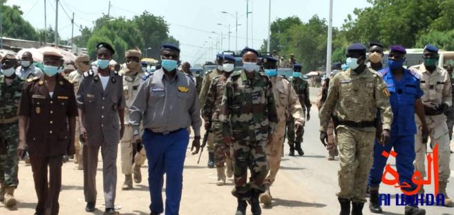 le directeur de la gendarmerie appelle au respect des mesures barrières