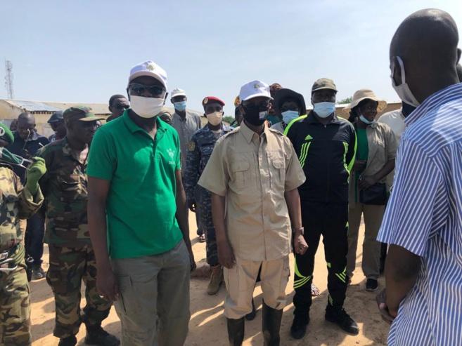 Tchad : le ministère de l'Environnement assainit le CEG de Toukra