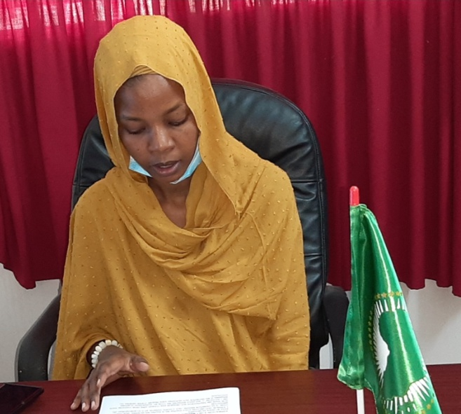 Mois de l'amnistie en Afrique : Amalkher Djibrine Souleymane fait un vibrant plaidoyer