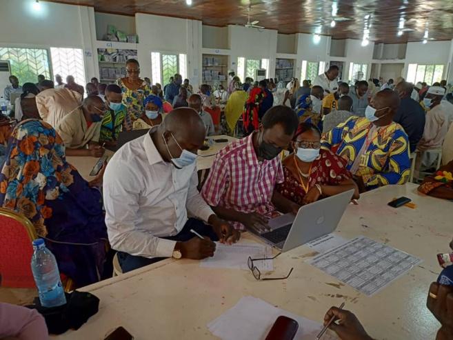 Tchad : phase de saisie des notes pour la seconde session du baccalauréat