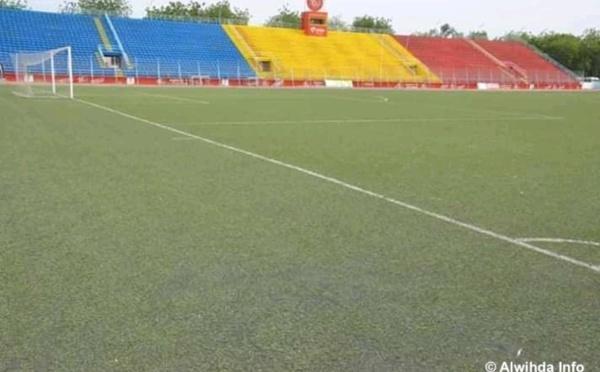 Football : le Tchad mène au score à la mi-temps face au Soudan (2-1)