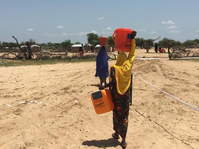 Tchad - Covid-19 : Concern Worldwide appuie les déplacés dans la province du Lac