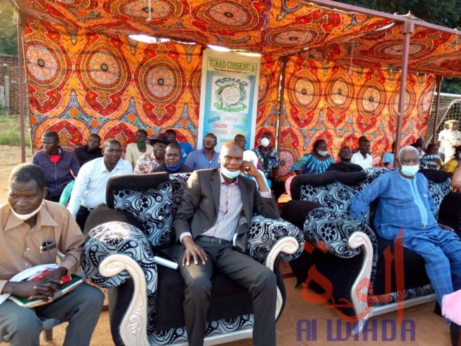 Tchad Consensus veut mobiliser la jeunesse pour qu'elle s'exprime et contribue au développement. © Golmem Ali/Alwihda Info