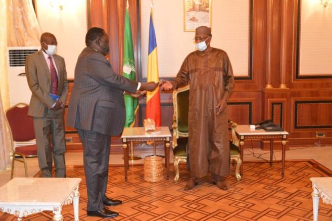 Le président tchadien invité à Juba pour la signature d'un accord de paix inter-soudanais