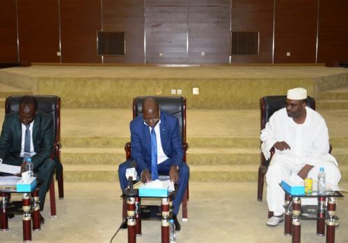 Tchad : le nouvel Inspecteur général d'État installé dans ses fonctions