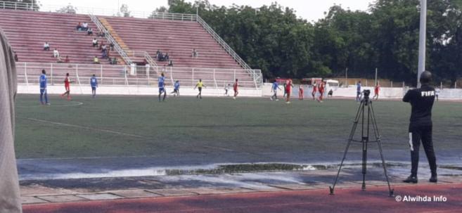 Football : Le Soudan ouvre le score face au Tchad (0-1)