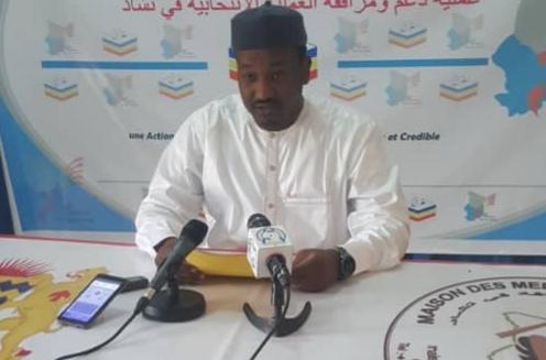 Tchad : une opération d'action républicaine lancée pour appuyer le processus électoral