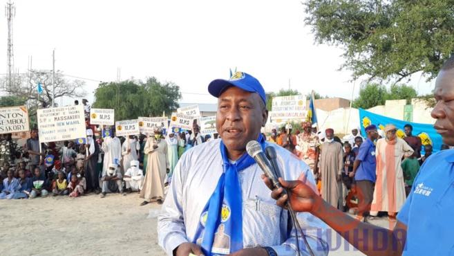 Tchad : le nouveau conseil départemental du MPS à Dagana installé
