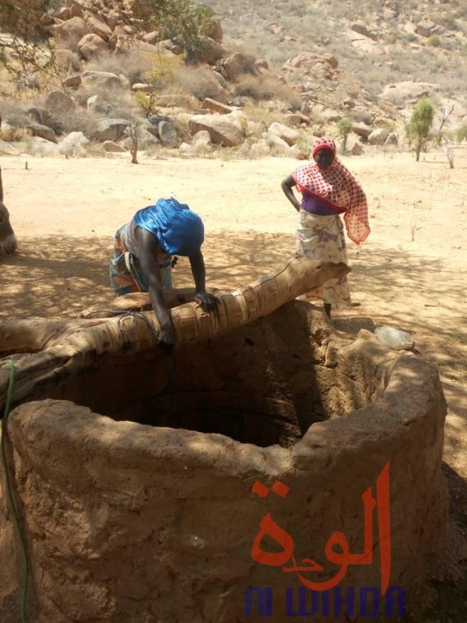 Tchad : la population du Guéra confrontée aux difficultés d'accès à l'eau potable