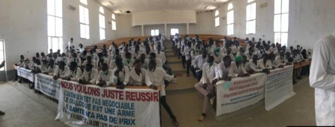 Tchad : blocage à la Faculté de médecine d'Abéché, le ministre de la santé convoque une réunion