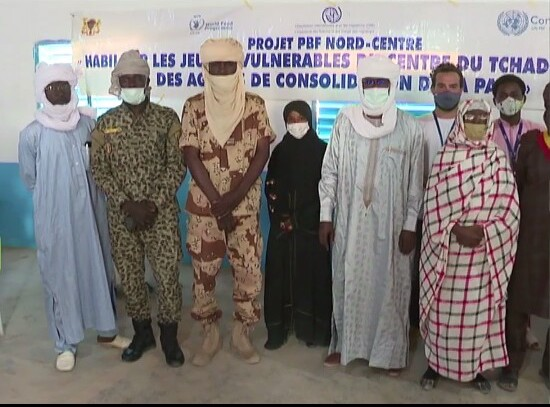 Tchad : des jeunes formés en prévention et résolution des conflits à Faya
