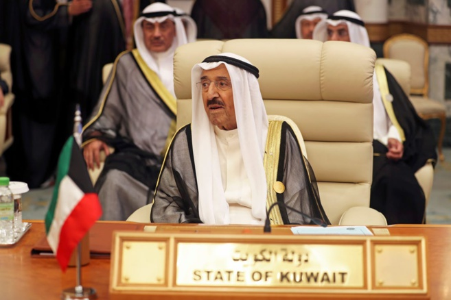 Koweït : décès de l'émir Sabah al-Ahmad al-Jabir
