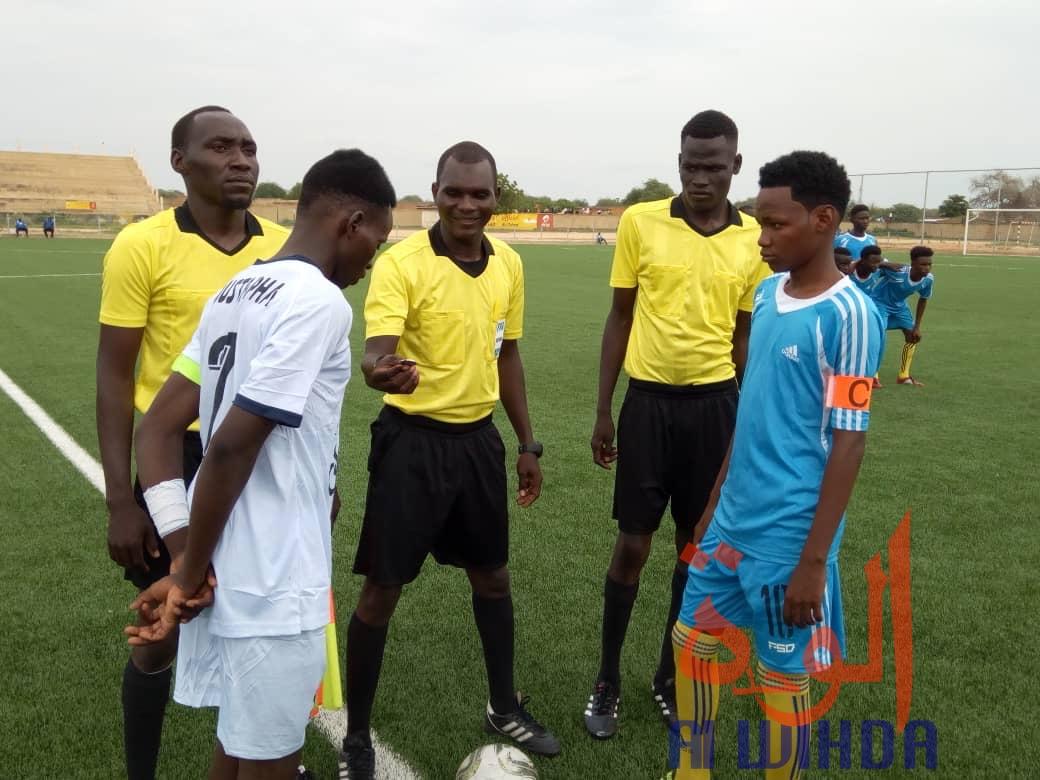 Tchad : la finale du championnat national U-17 se joue à huis-clos