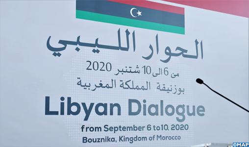Libye : L'espoir d'un retour à la paix avec l'implication du Maroc. ©DR/MAP