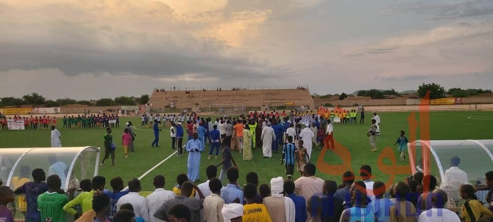 Tchad : l'équipe Al Abbassia, vainqueur du championnat U15, accueillie triomphalement à Abéché