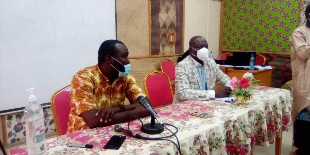 Tchad : des gestionnaires de radios communautaires désormais outillés en management. ©Mahamat Abderaman Ali Kitire/Alwihda Info