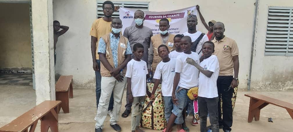 Tchad : le centre Dakouna Espoir reçoit un don pour renforcer la prise en charge des enfants. © Malick Mahamat/Alwihda Info