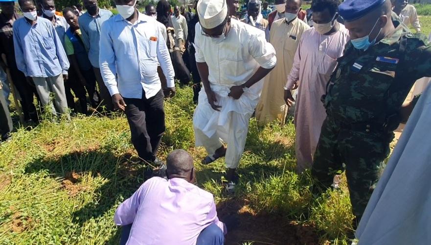 Tchad : la semaine de l'arbre lancée à Guelendeng