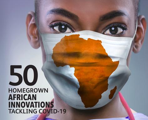 Le PNUD met en évidence 50 jeunes Africains qui innovent contre la COVID-19