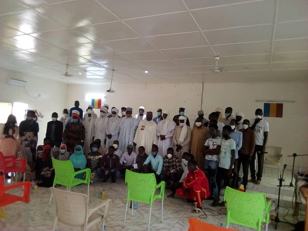Tchad : Le Hadjer-Lamis clôture sa semaine internationale de la paix. © Mbainaissem Gédéon Mbeïbadoum/Alwihda Info