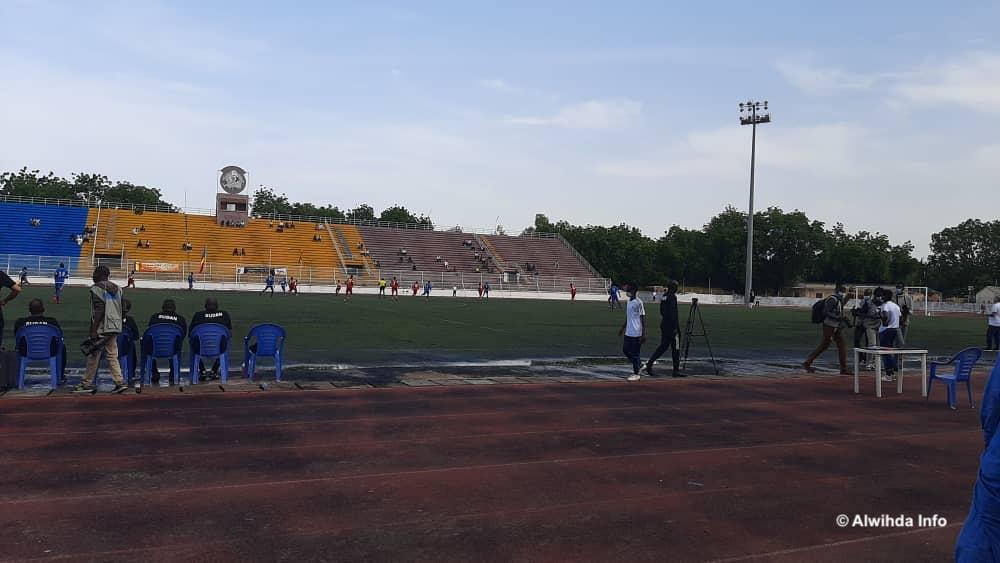 Football : Le Soudan remporte le match face au Tchad (0-2)