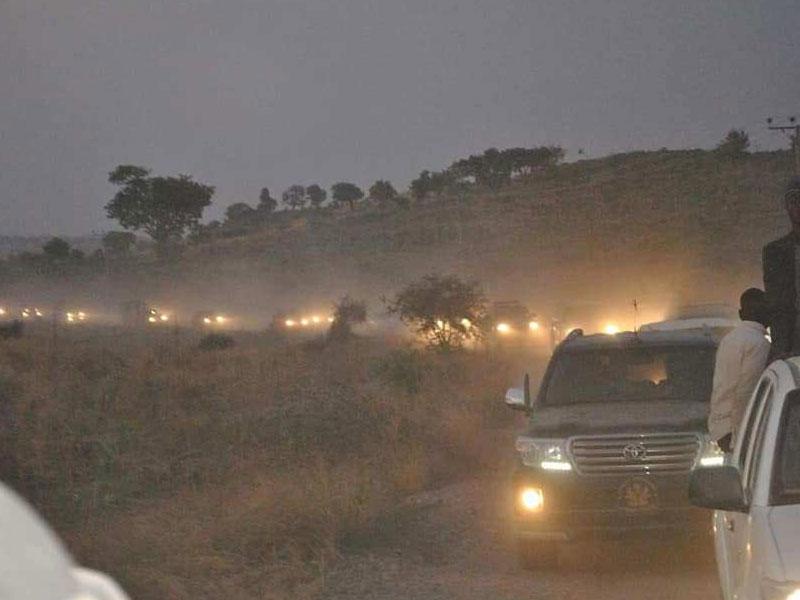 Nigeria : 15 morts dans l'attaque par Boko Haram du convoi d'un gouverneur. Image d'illustration © DR