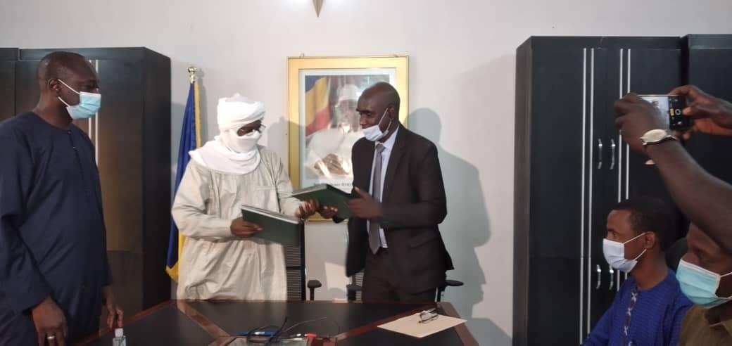 Tchad : le ministère de l'Environnement signe des partenariats pour préserver la biodiversité. ©Malick Mahamat/Alwihda Info