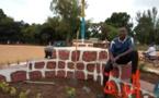 Tchad : fleuriste et mère, Denemadji Koulamadji prend en charge sa famille avec son métier
