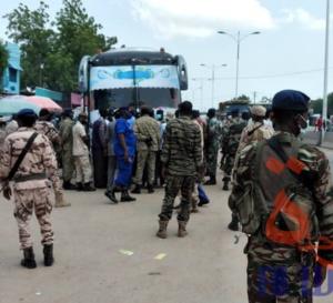 Tchad - Covid-19 : descente de la commission mixte dans les agences de voyage