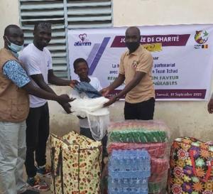 Tchad : le centre Dakouna Espoir reçoit un don pour renforcer la prise en charge des enfants