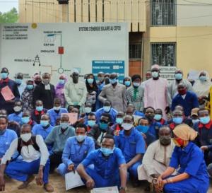 Tchad : une formation professionnelle réussie pour 200 jeunes scolarisés et non-scolarisés