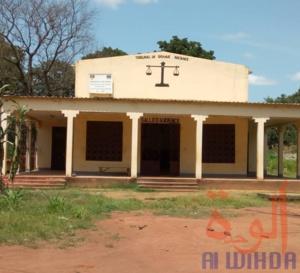 Tchad : service minimum au Palais de justice de Moundou suite à la grève des magistrats