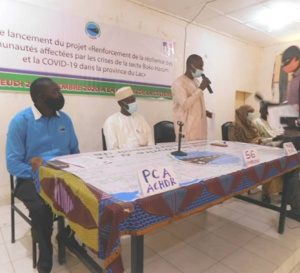 Tchad : appui aux victimes de crises au Lac, l'ACHDR renforce sa présence