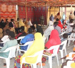 Tchad : libérés par l'armée, d'ex-otages de Boko Haram bénéficient d'une prise en charge