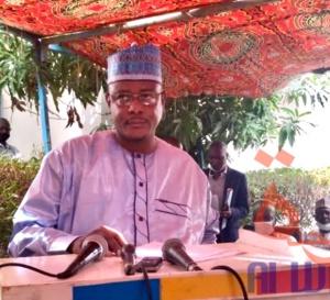 Tchad : le nouveau délégué du gouvernement à N'Djamena, Adoum Forteye, installé
