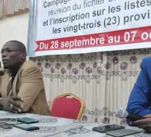Tchad : révision du fichier électoral, les citoyens appelés à se faire enrôler