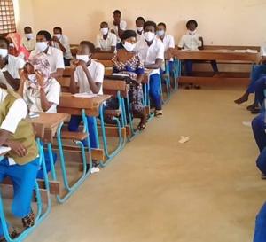 Tchad : un programme de reprise des classes intermédiaires pour éviter les débordements