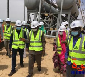 Tchad : projet pétrolier et gazier de Sedigui, l'État relève des retards et manquements