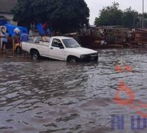 Tchad : des commerces impactés par les inondations au marché à Mil de N'Djamena