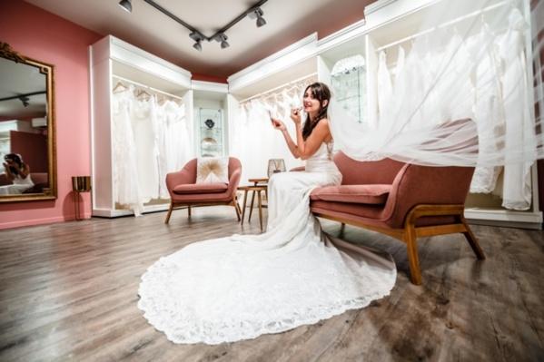 Le choix d'une robe de mariée est-il important ?