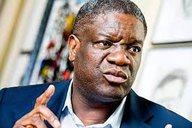 Denis Mukwege, prix Nobel de la Paix 2018