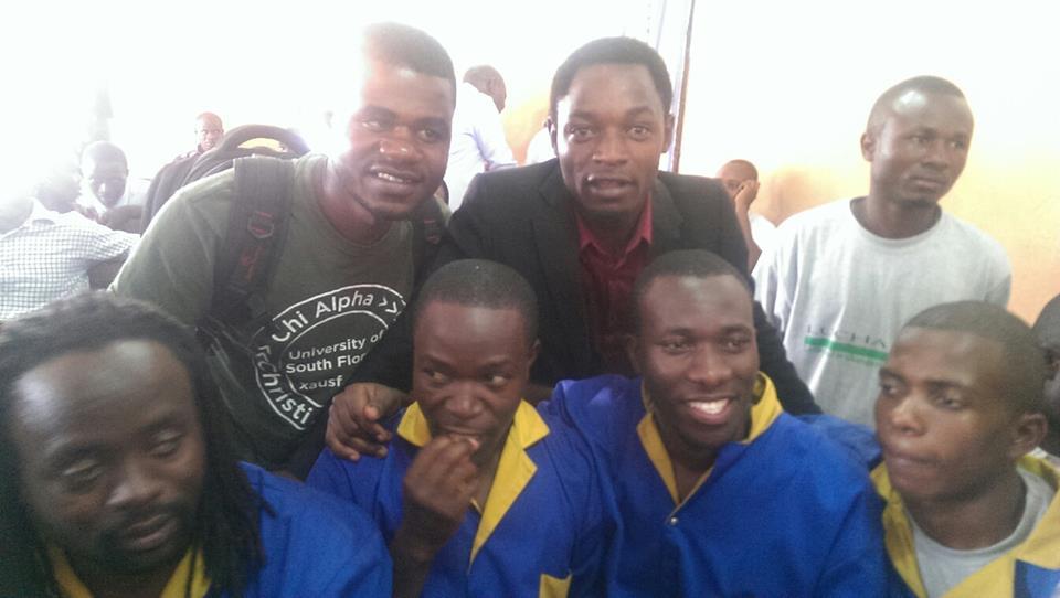 RDC: de deux ans à six mois de prison ferme pour les militants de la Lucha