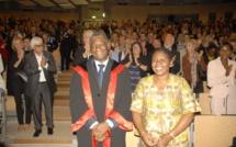 Denis Mukwege : Docteur en sciences médicales de l'ULB