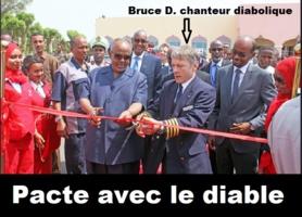 """Pour relancer « Air Djibouti », le tyran Guelleh a conclu un pacte avec le """"diable"""""""