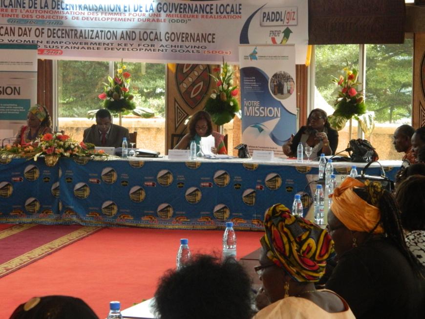 L'autonomisation des femmes est un atout pour éradiquer la pauvreté et la faim.